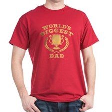World's Biggest Dad T-Shirt