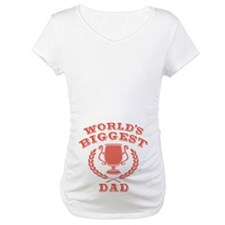 World's Biggest Dad Shirt