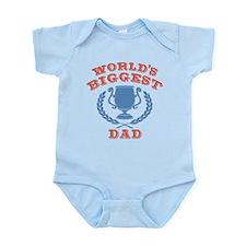 World's Biggest Dad Infant Bodysuit