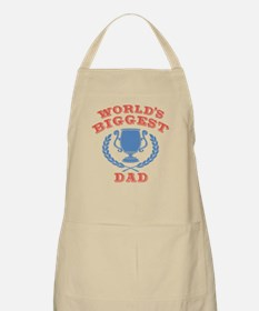 World's Biggest Dad Apron