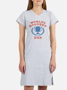World's Biggest Dad Women's Nightshirt