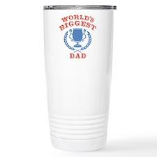 World's Biggest Dad Travel Mug