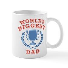 World's Biggest Dad Mug