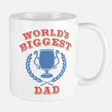 World's Biggest Dad Mug