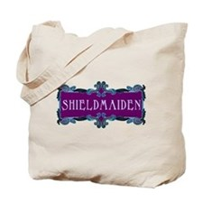 Shieldmaiden Tote Bag