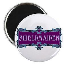 Shieldmaiden Magnet