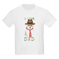 Maltese Dad T-Shirt