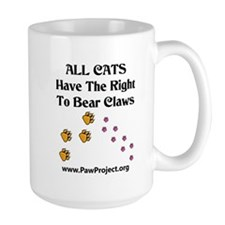 Right To Bear Claws Mugs