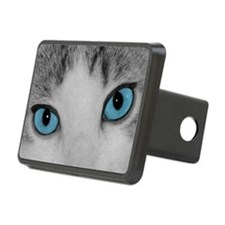 Blue Eyes Hitch Cover