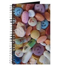 Pile Of Pills Journal