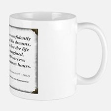 (Success - Thoreau - C) Mug