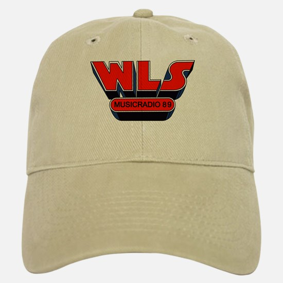 WLS Chicago '76 Baseball Baseball Cap