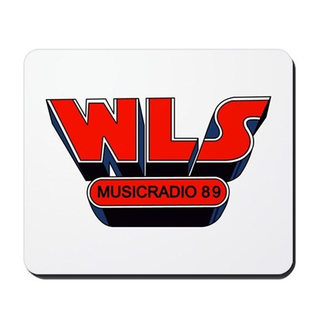 WLS Chicago '76 Mousepad