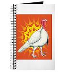 Sunburst White Turkey Journal