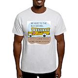 Bus driver Mens Classic Light T-Shirts