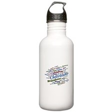 Cheerleader Water Bottle
