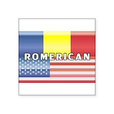 Romerican Design Sticker