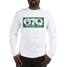 WMAQ Chicago '72 - Long Sleeve T-Shirt