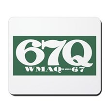 WMAQ Chicago '72 - Mousepad