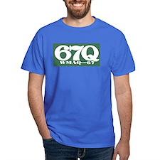 WMAQ Chicago '72 - T-Shirt