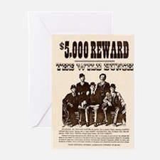 The Wild Bunch Greeting Cards (Pk of 10)