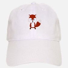 Cute Red Fox Baseball Baseball Baseball Cap