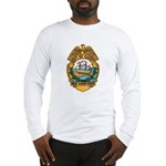 New Hampshire State Police Long Sleeve T-Shirt