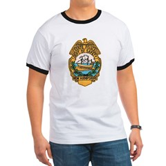 New Hampshire State Police Ringer T