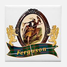 Ferguson Clan Tile Coaster