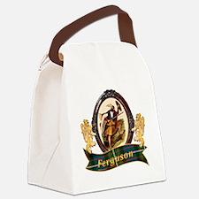 Ferguson Clan Canvas Lunch Bag