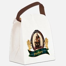 Forbes Clan Canvas Lunch Bag