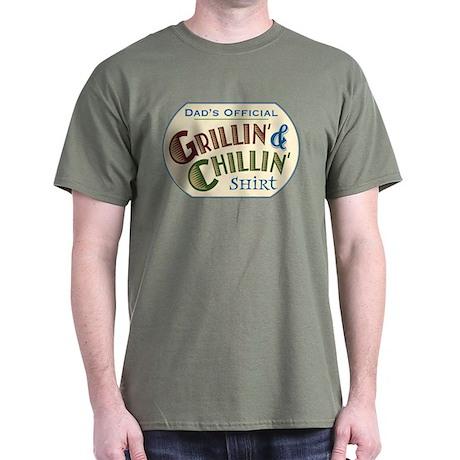 Grillin' & Chillin' - Dark T-Shirt