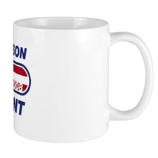 Bill Richardson for President Small Mug