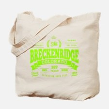 Breckenridge Vintage Tote Bag