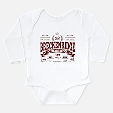 Breckenridge Vintage Long Sleeve Infant Bodysuit