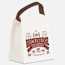 Breckenridge Vintage Canvas Lunch Bag