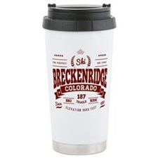 Breckenridge Vintage Travel Mug