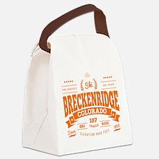 Breckenridge Vintage Canvas Lunch Bag