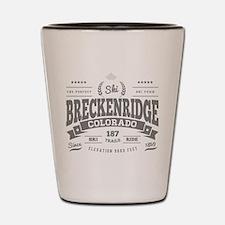 Breckenridge Vintage Shot Glass