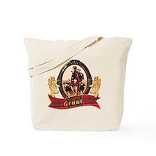 Grant Clan Tote Bag