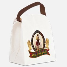 MacDougall Clan Canvas Lunch Bag