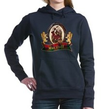 MacDuff Clan Women's Hooded Sweatshirt