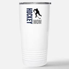 Unique Hockey mom Travel Mug