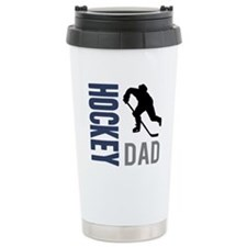 Unique Hockey Travel Mug