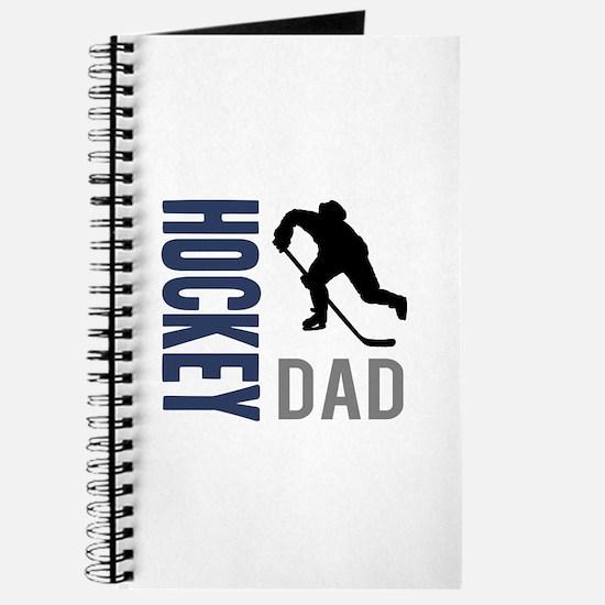 Unique Hockey dad Journal