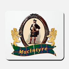 MacIntyre Clan Mousepad