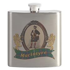 MacIntyre Clan Flask