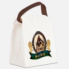 MacKay Clan Canvas Lunch Bag