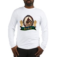 MacKay Clan Long Sleeve T-Shirt
