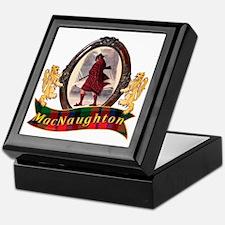 MacNaughton Clan Keepsake Box
